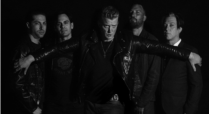 "Queens of the Stone Age Unveil New Mark Ronson-Produced Single ""The Way You Used to Do"""