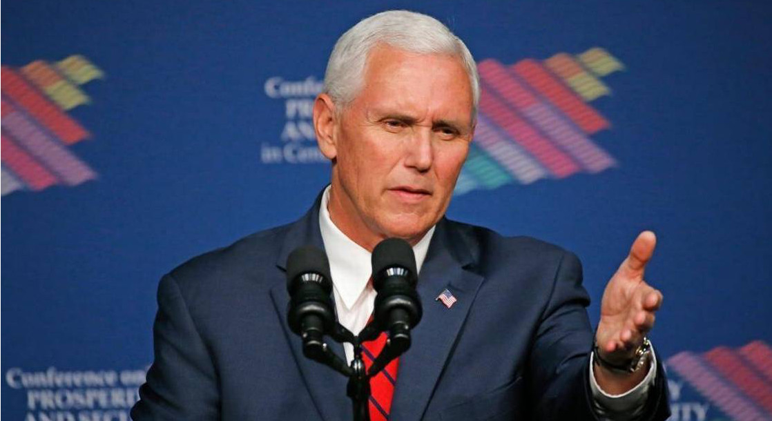 """Mike Pence Tells Central American Leaders the United States Will Return to """"War On Drugs"""" Tactics"""