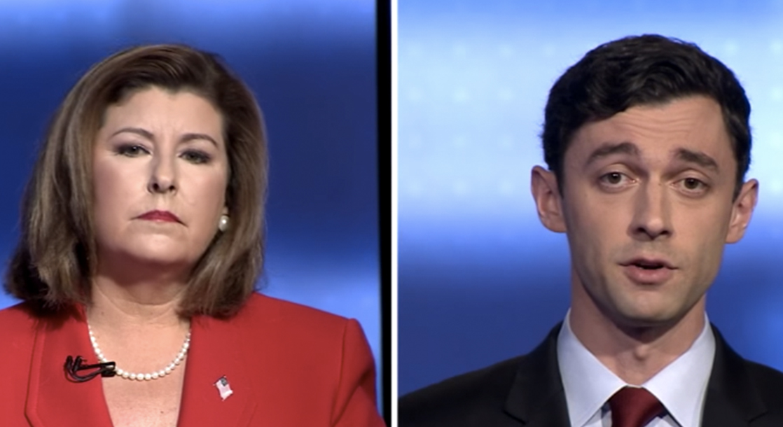 Ossoff Loses, But All Isn't Lost