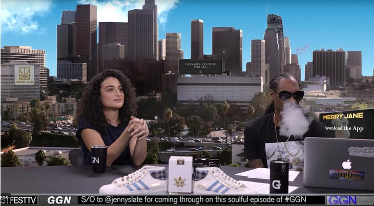 Jenny Slate and Snoop Talk Favorite Cereals, Collaborators, and Gilda Radner