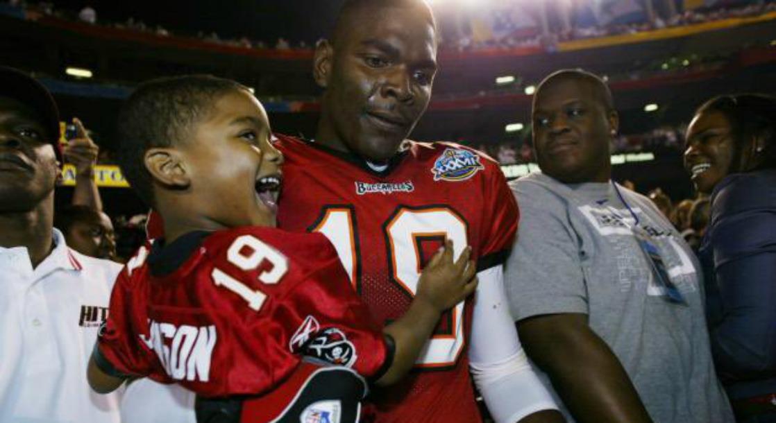 NFL Legend Keyshawn Johnson Pulled Son From Nebraska's Football Team Over Weed Use
