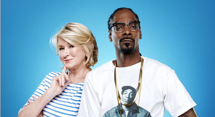 """Martha and Snoop's Potluck Dinner Party"" Snags Emmy Nomination"