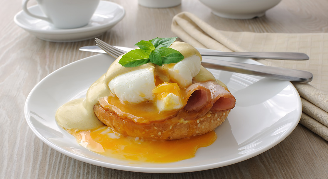Baked to Perfection: Brunch Like an Adult with This Recipe for High Hollandaise Sauce