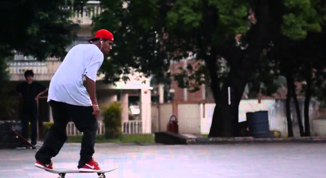 DGK's Dwayne Fagundes Skates Amazingly, He Just Can't Do It in America