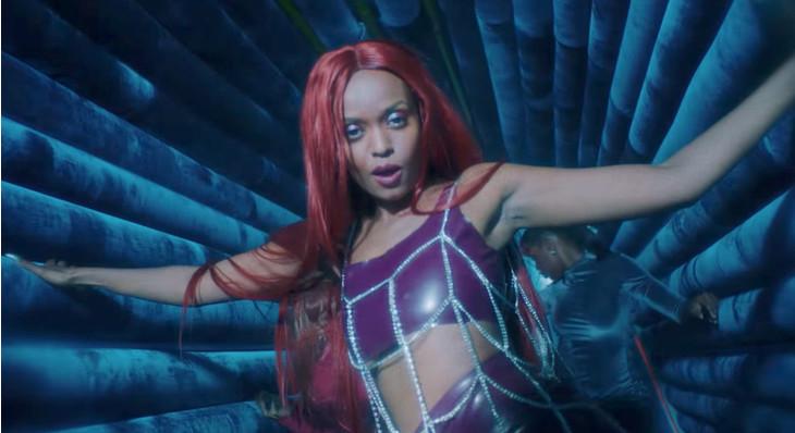 "Kelela's ""LMK"" Music Video Takes Us Back to the Retro-Future"