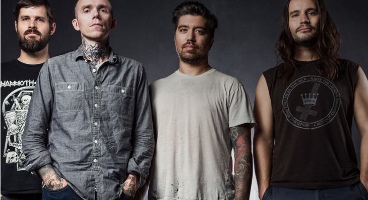 """Converge Refuse to """"Kiss the Ring"""" on New Song """"Under Duress"""""""