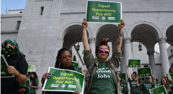 L.A. Cannabis Industry Demands Full Business Licensing from City Council