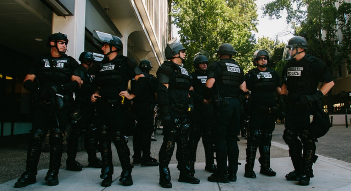 Sacramento Taps Swat Team To Tackle Illegal Pot Grows In California S Capital