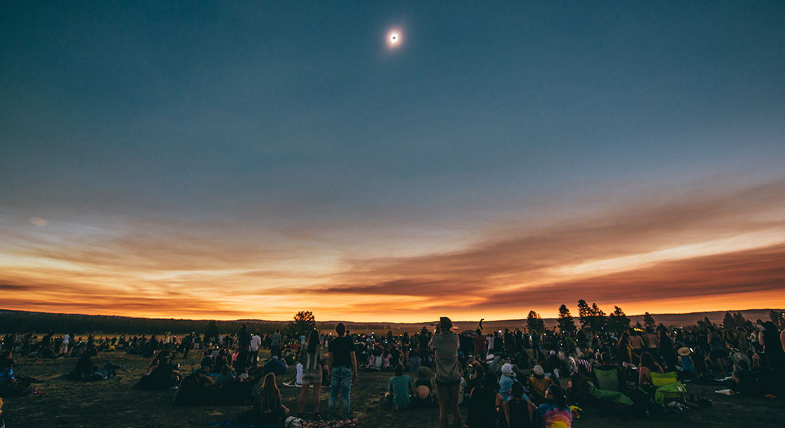 Countdown to Totality: My Strange and Hazy Trip to an Oregon Eclipse Hippie Rave