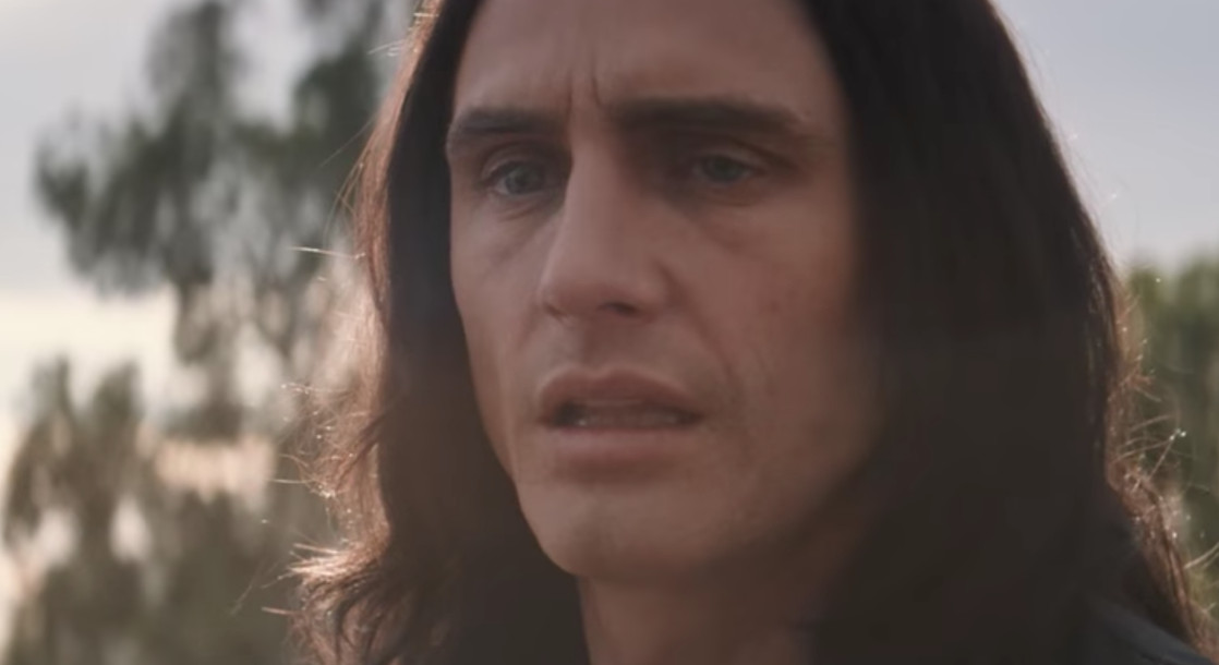 """James Franco's """"The Disaster Artist"""" Trailer Drops, Belly Button Sex Scene and All"""
