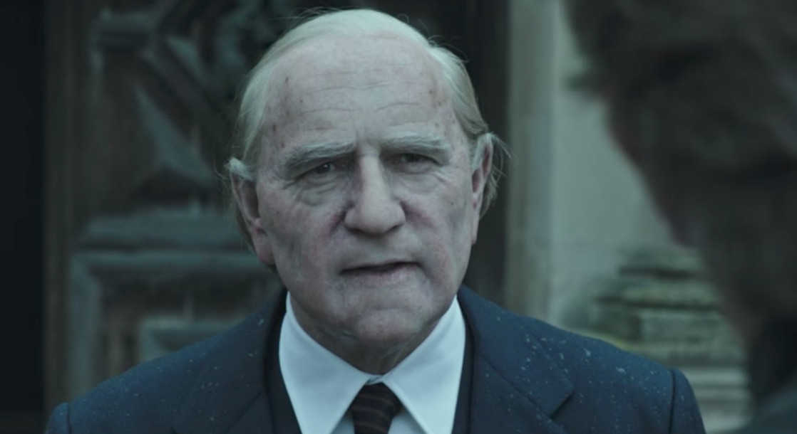 """Kevin Spacey Is Unrecognizable as Oil Tycoon J. Paul Getty in """"All The Money In The World"""""""