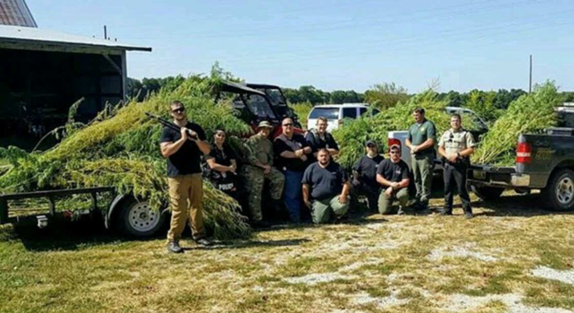 Missouri Cops Raided A Backwoods Hemp Farm After Mistaking