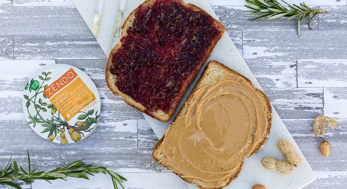 Baked to Perfection: How to Make PB&J Like an Adult (Stoner)