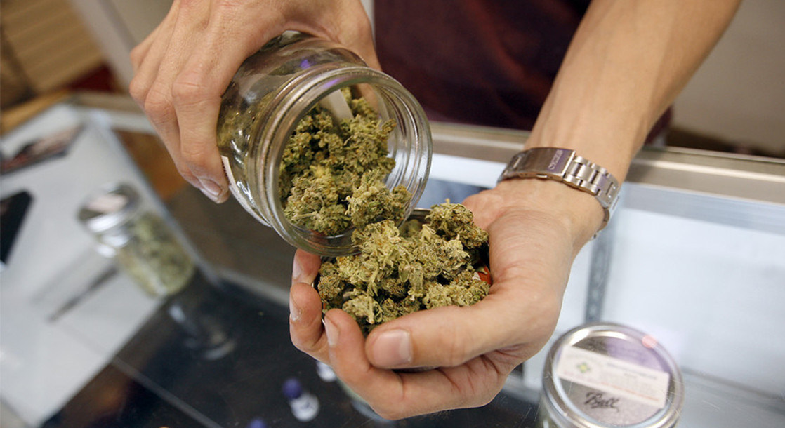 More People Are Claiming Disability in States With Legal Medical Cannabis, Research Suggests