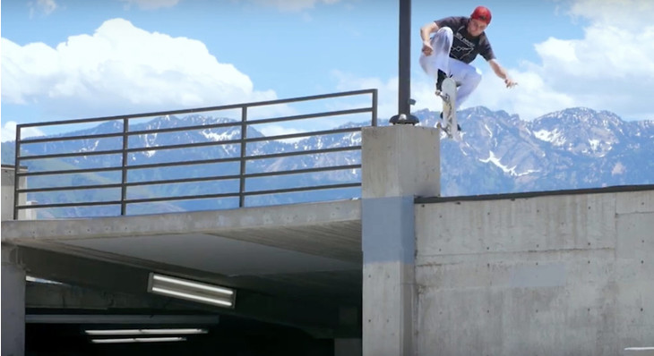Tom Karangelov's New Part Keeps the Skateboarding Flame Burning Bright