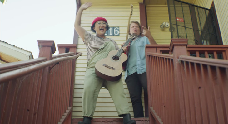 """Jay Som Shows the Power of Unity in """"The Bus Song"""" Music Video"""