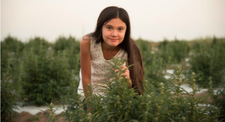 12-Year-Old Alexis Bortell Is Challenging Federal Cannabis Prohibition