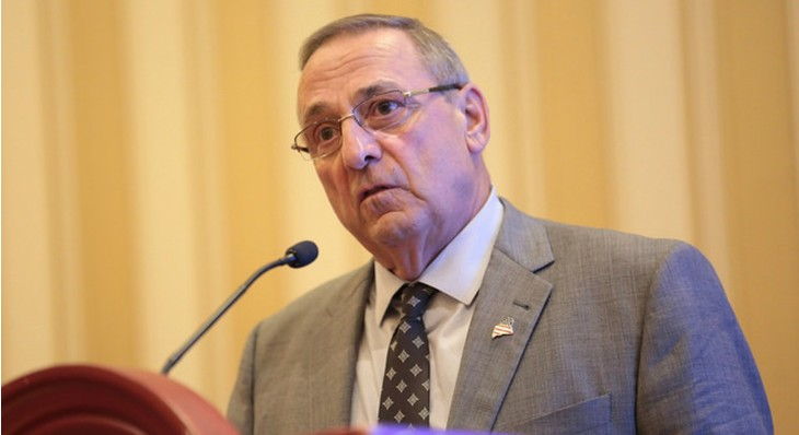 Governor Paul LePage Wants to Delay Maine's Recreational Cannabis Sales Start Until 2019
