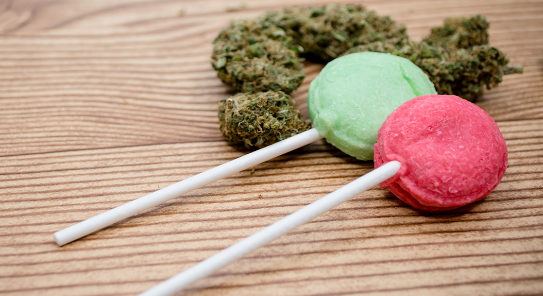 How to Turn Leftover Halloween Candy into Weed Edibles