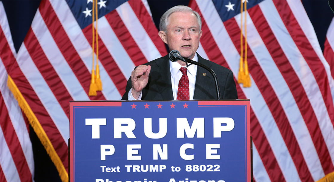 Jeff Sessions Says Obama-Era Cannabis Policy Is Still in Effect