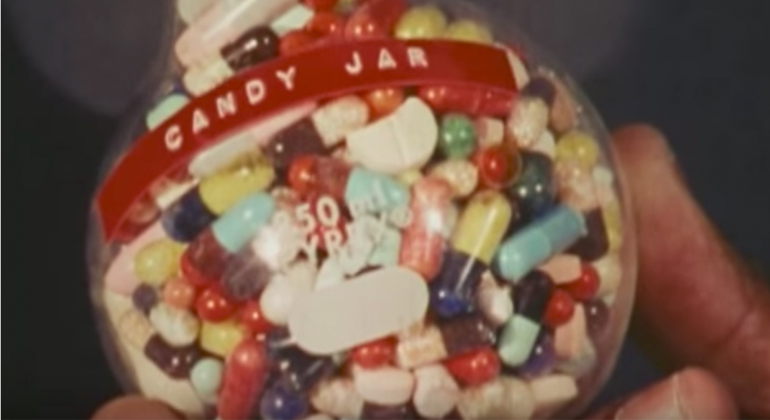 """#TBT on THC: The Suburbs Are Far from Safe in Anti-Drug PSA """"Dead Is Dead"""""""