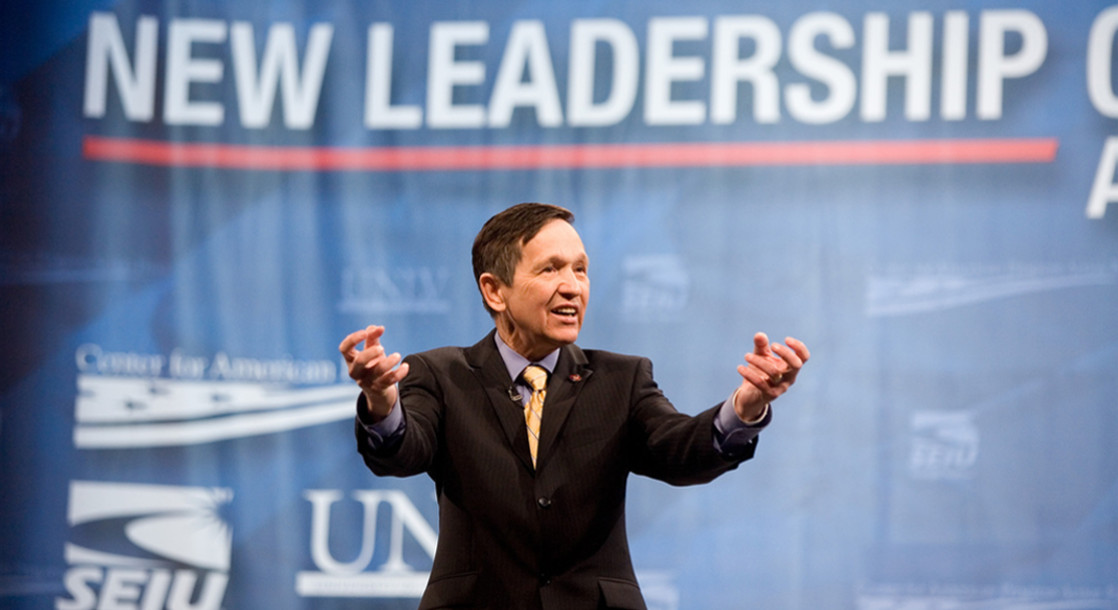 dennis kucinich college thesis Cleveland, ohio - former us rep dennis kucinich sent a letter monday to the ohio democratic party demanding more gubernatorial debates before the may 8 primary.