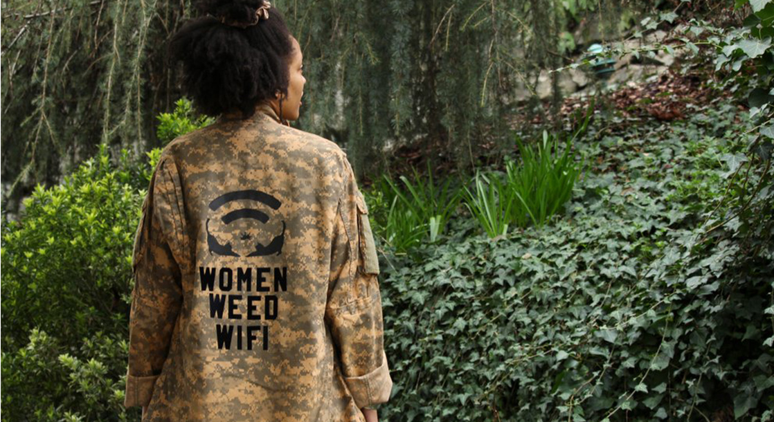 Women.Weed.WiFi Is a Cannabis Art Collective Created by Women of Color, for Women of Color