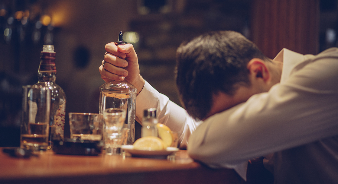 Binge Drinking Is On the Decline in States with Legal Weed