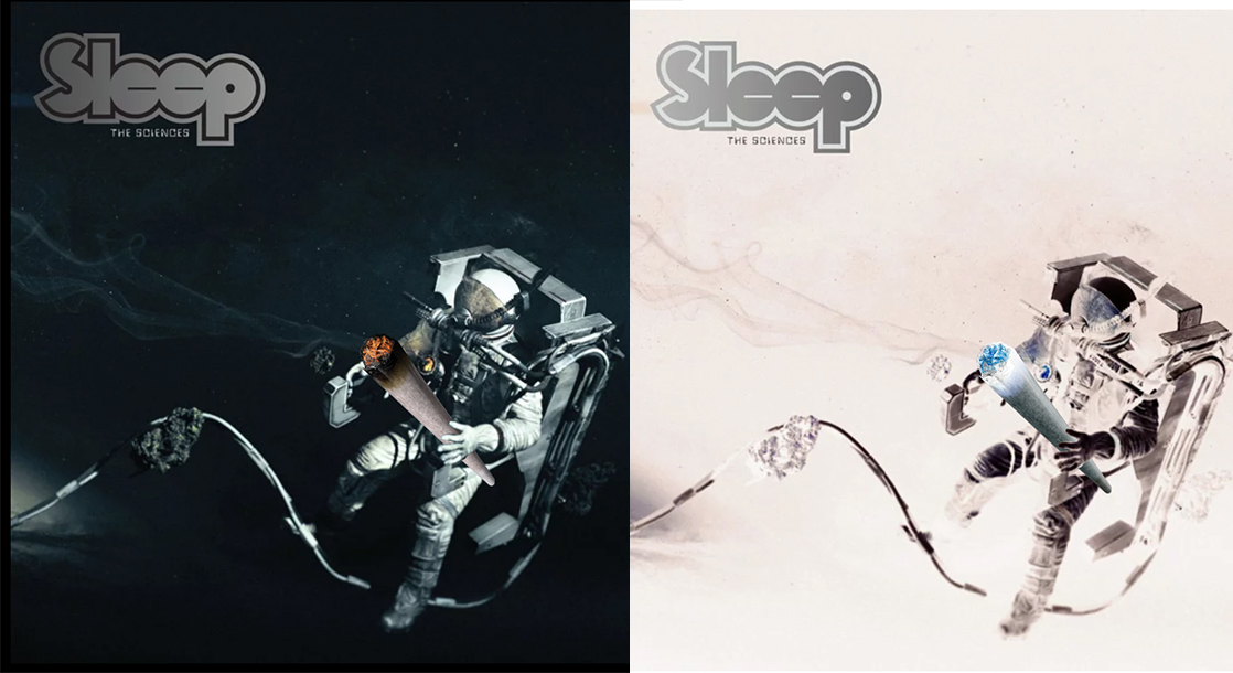 A 420-Word Review of Sleep's Surprise New Album