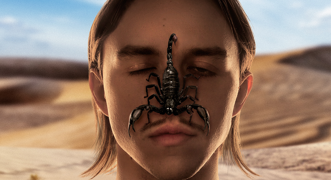 """Tommy Cash Is an Estonian Rapper Whose Videos Are """"Visual Drugs"""""""