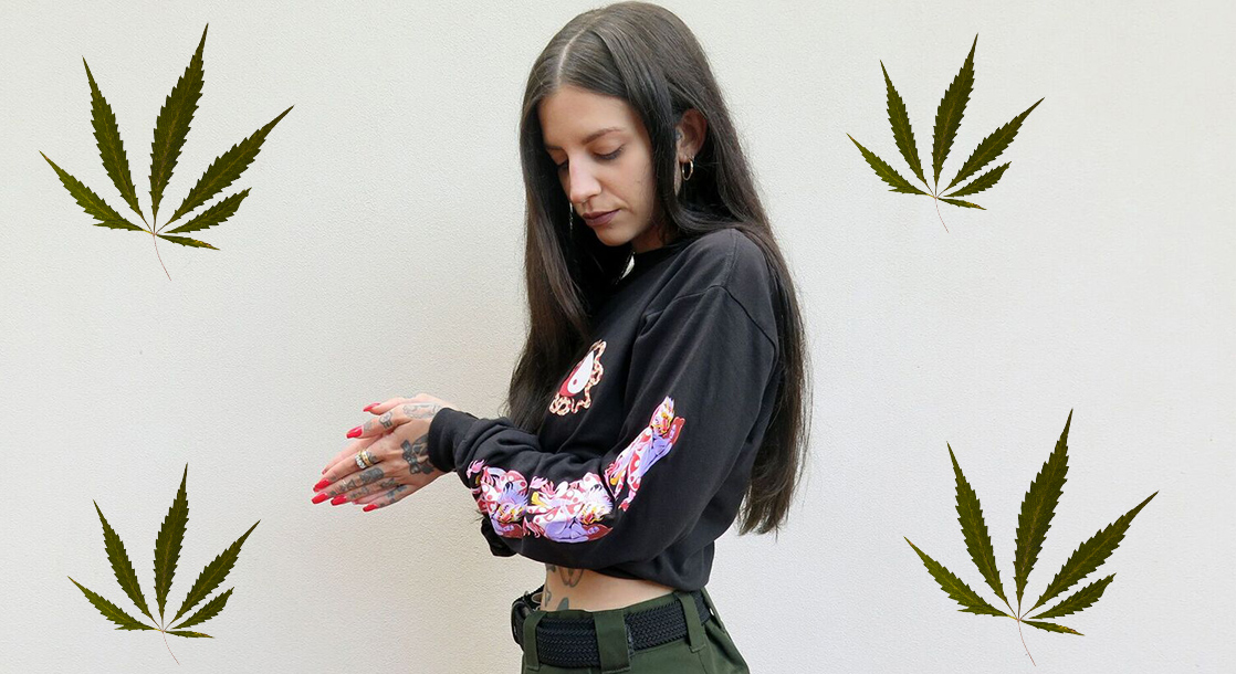 Artist Chloé Kovska on Her Tripped-Out Clothing Collection for HUF