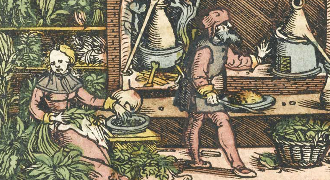 """""""Liber 420"""" Explores the Hidden History of Cannabis and the Occult"""
