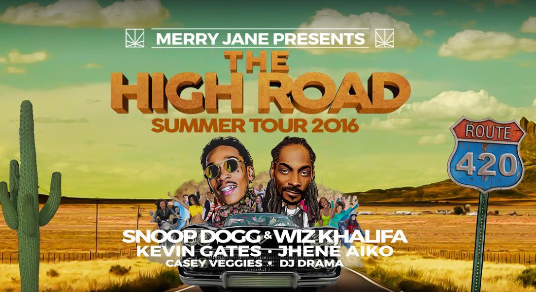 Mary Jane Tour Snoop Dogg