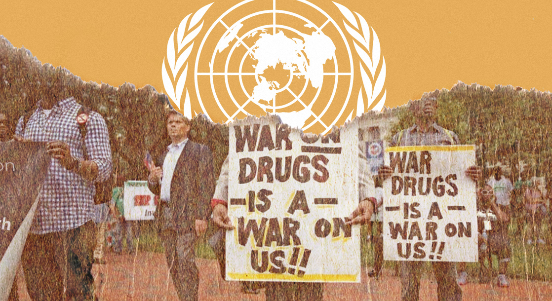 The UN Has Officially Declared War on the War on Drugs