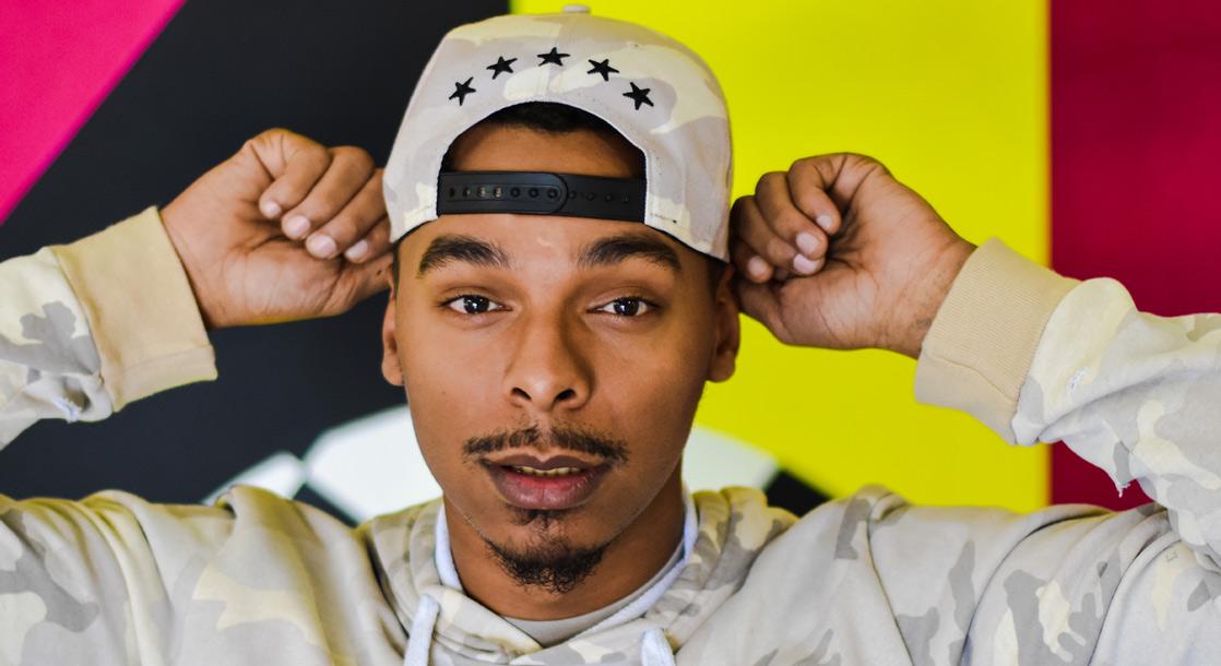 Pass The Aux: Rapper J.R. Up Next Out of St. Louis