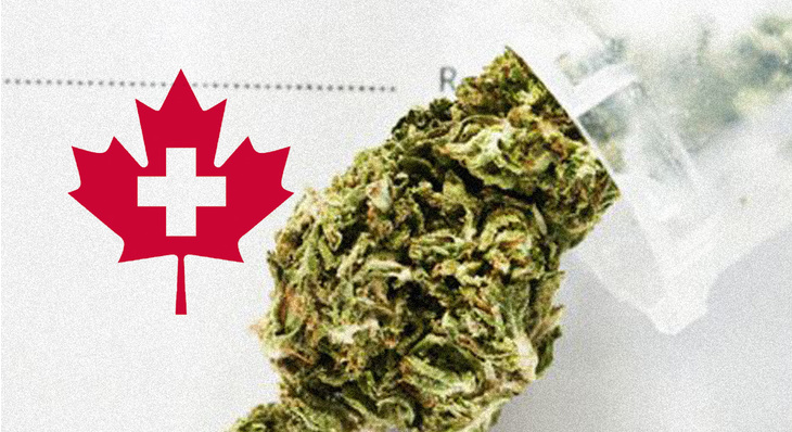Canadian Health Insurance Covers Weed