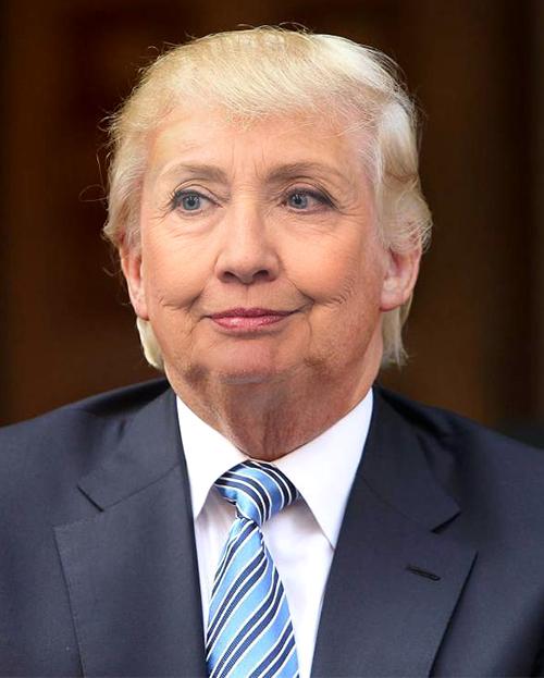 HILLARY_VS_TRUMP_DANK_MEMES_TALL hillary vs trump who has the dankest memes? culture