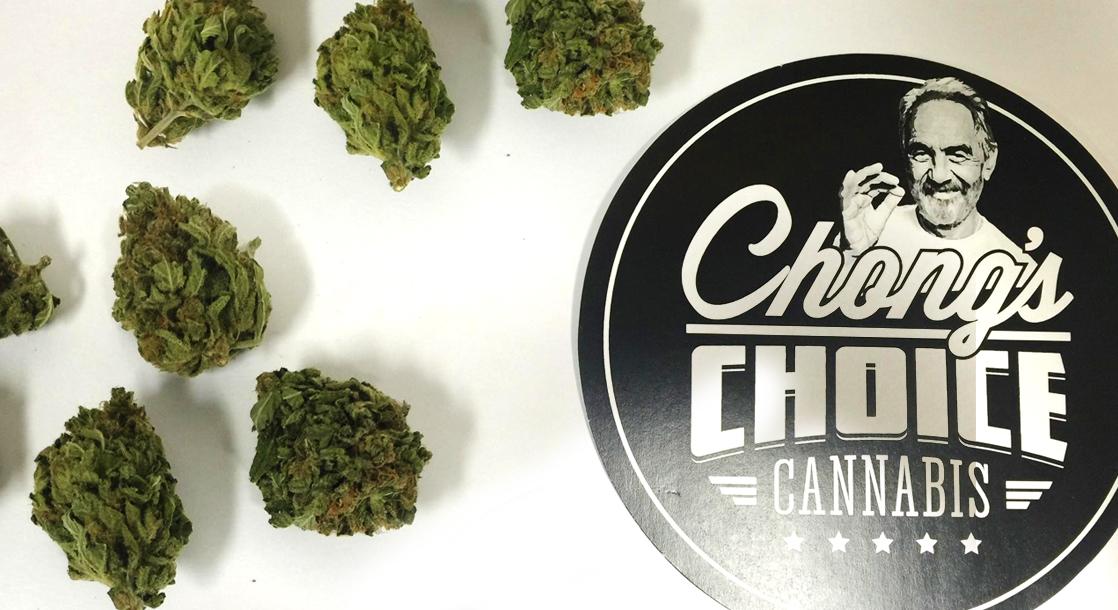 Tommy Chong Weed Line Chong's Choice