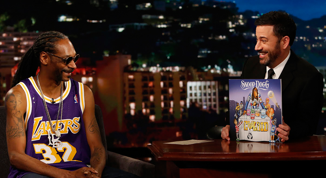 Snoop Dogg on Jimmy Kimmel