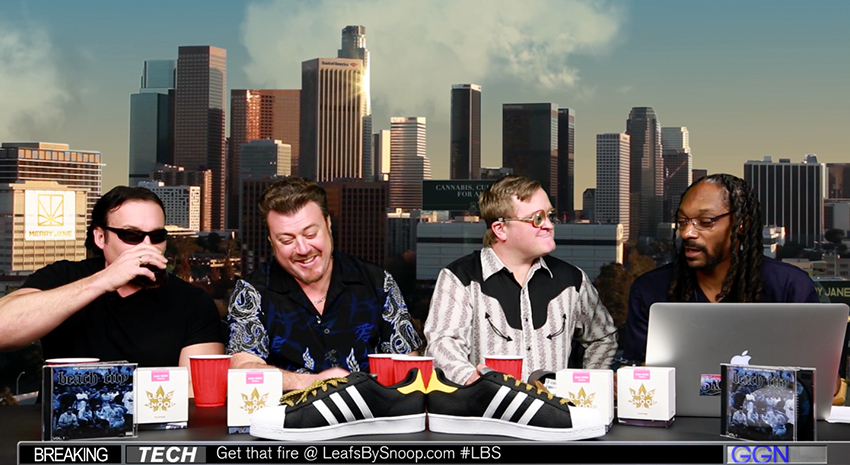 Trailer Park Boys On GGN