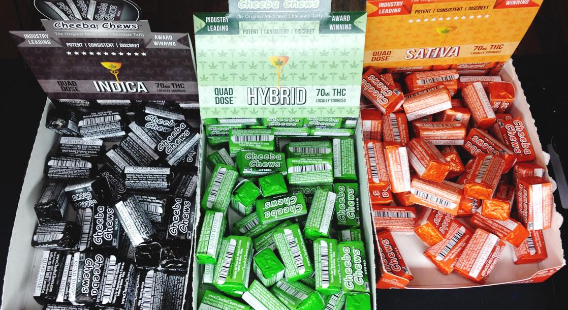 Healthy Weed Edibles