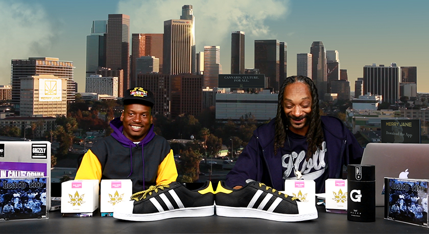 Fashawn On Snoop Dogg's Show GGN