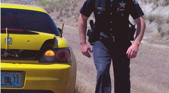 Marijuana Police Stop