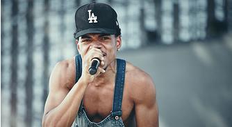 Chance the Rapper is woke.