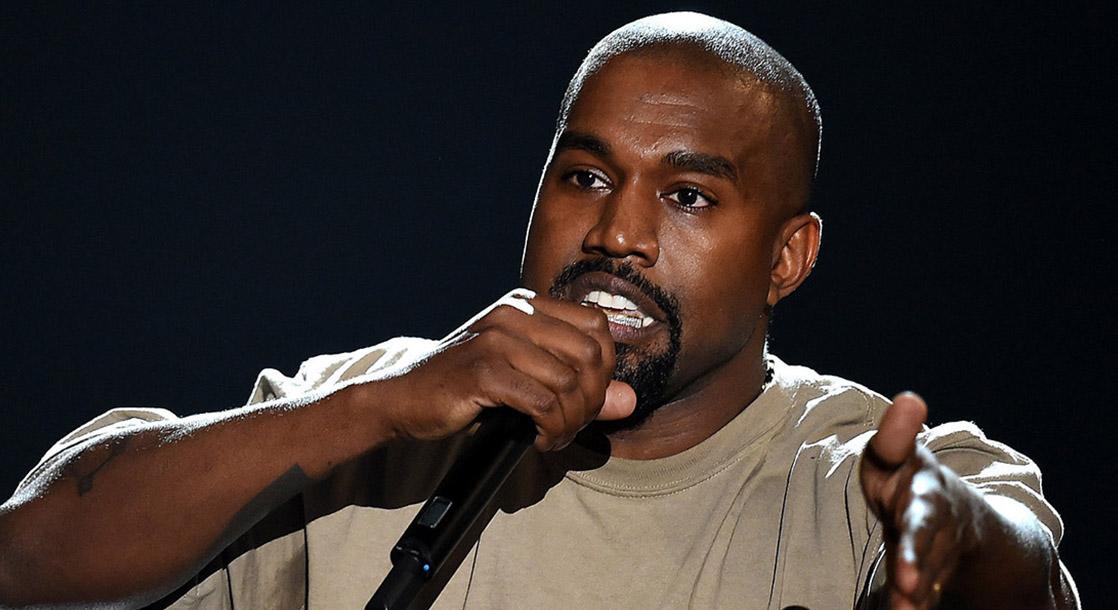 Kanye West VMA 2016