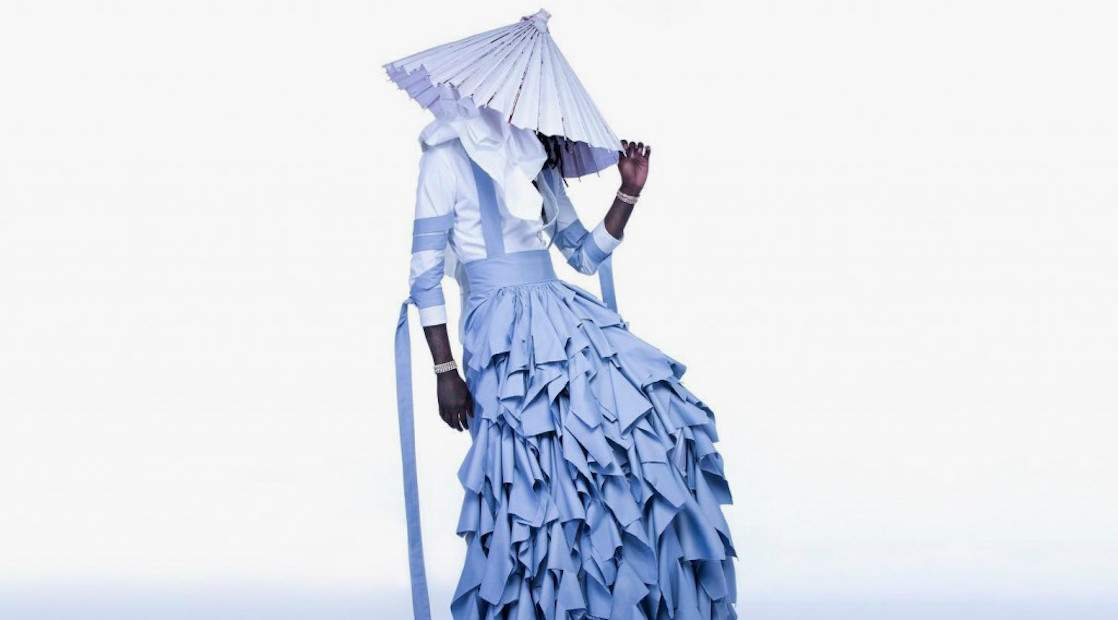 Watch Young Thug Choose His Dress for 'Jeffrey' Album Cover