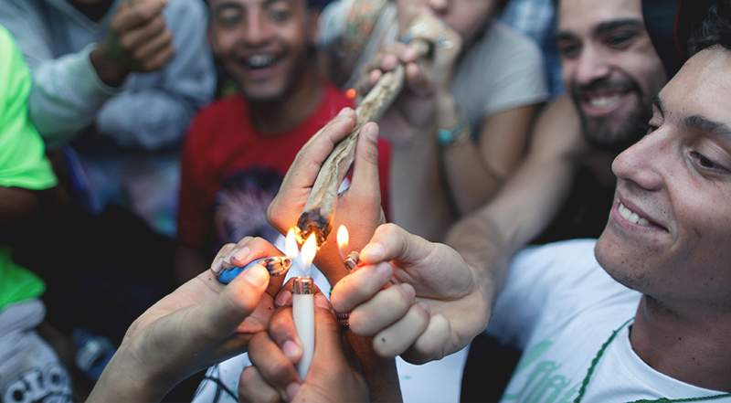 New Federal Data Shows Fewer Kids Interested in Marijuana