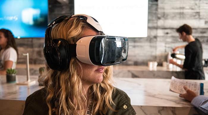 VR Technology Weed
