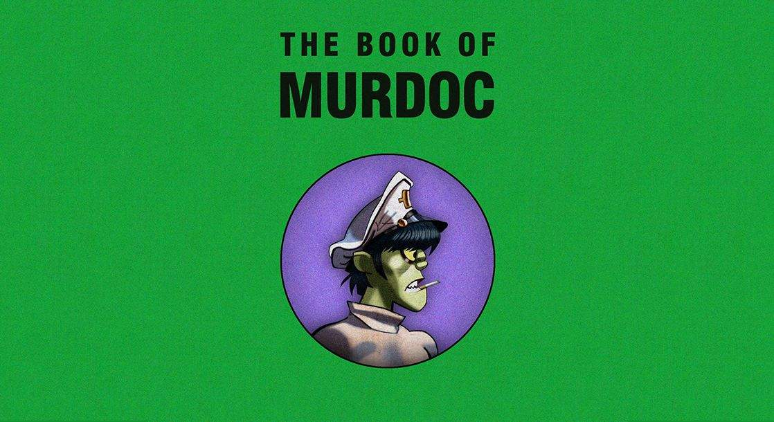 "Gorillaz Continue to Build Hype for New Album With New Visual Story ""The Book of Murdoc"""