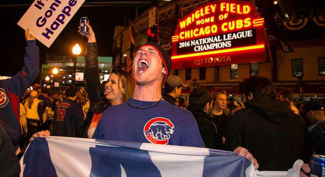 The Chicago Cubs Break Historic 71 Year World Series Drought, Aim for Their First Title in Over a Century